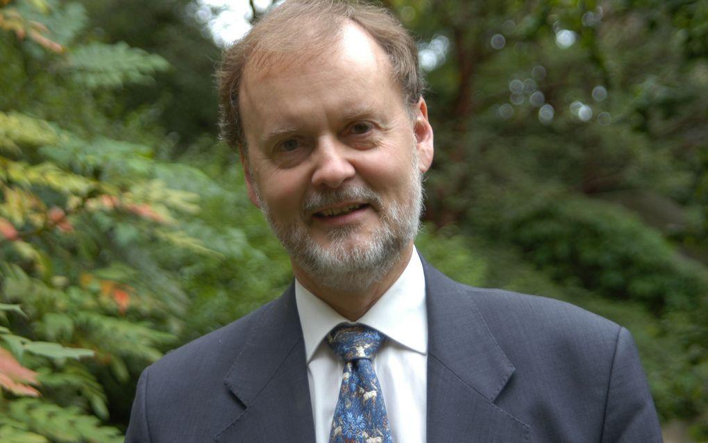 AMSTERDAM - Prof. dr. Larry Hurtado. Foto RD