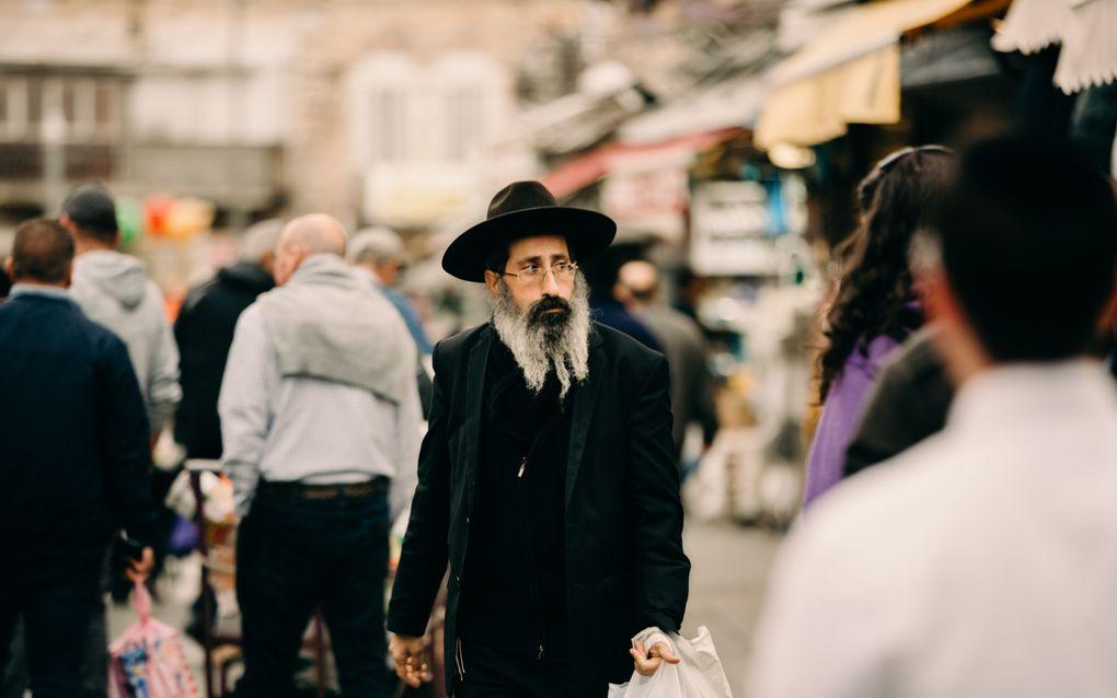 Ook de Israëlpolitiek van Trump wordt door orthodoxe Joden zeer gewaardeerd. beeld Unsplash
