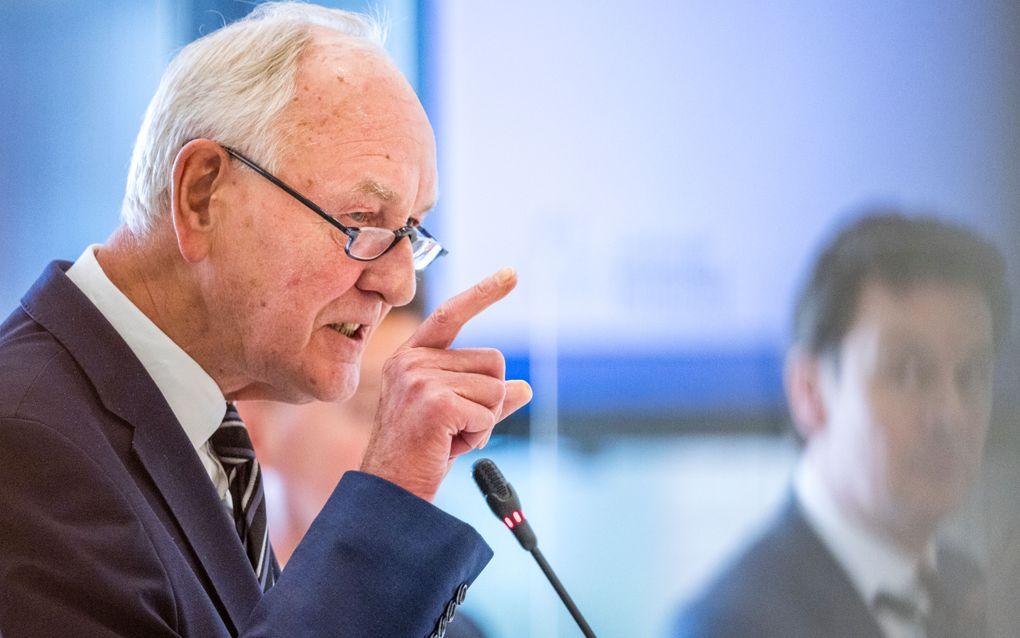 Johan Remkes. beeld ANP, Marcel van Hoorn