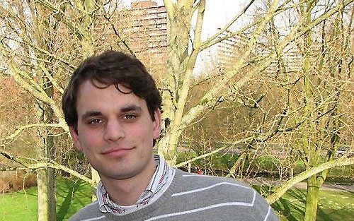Hugo Bakker in 2010. beeld familie Bakker