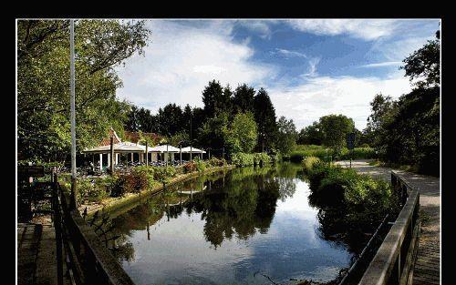 Veel toeristisch plezier in Valkenswaard is afhankelijk van het riviertje de Dommel. Foto's RD, Sjaak Verboom