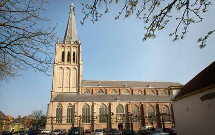 De Martinikerk in Doesburg. beeld RD, Henk Visscher