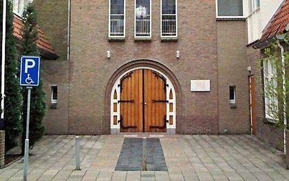De christelijke gereformeerde Eben-Haëzerkerk in Almelo. beeld kerk-en-orgel.nl