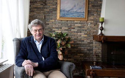 Richard Toes, bestuursvoorzitter van het Wartburg College. beeld RD, Anton Dommerholt