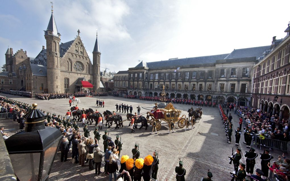 Binnenhof. Foto ANP