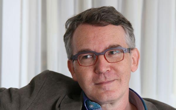 Paul Lieverse, arts in kankercentrum Daniël den Hoed in Rotterdam. Foto Gea Gort