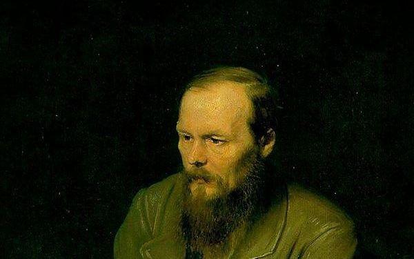 De Russische schrijver Dostojevski.                   beeld RD