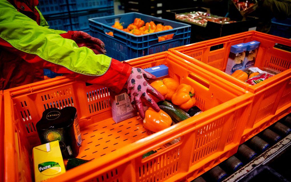 Voedselbank. beeld ANP