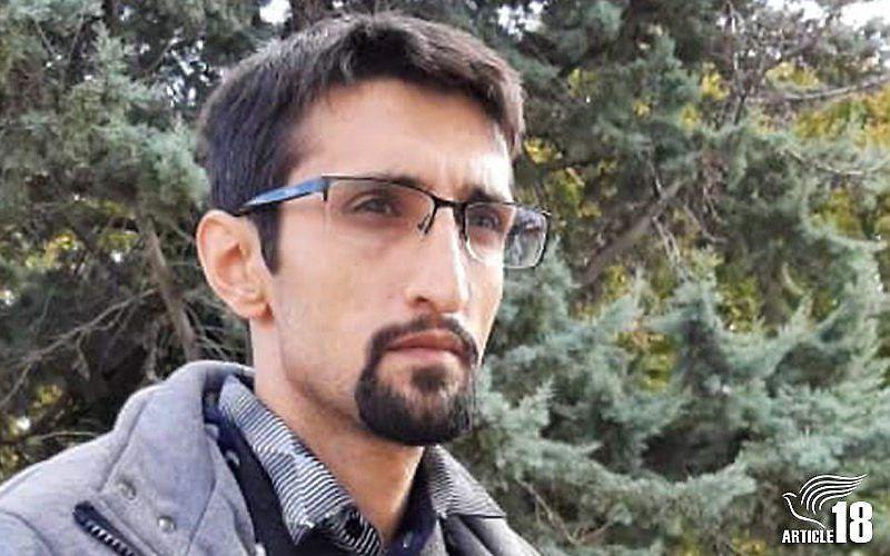 Ebrahim Firouzi heeft vanwege zijn christelijke geloof al bijna zeven jaar in een Iraanse cel doorgebracht. beeld Forum 18