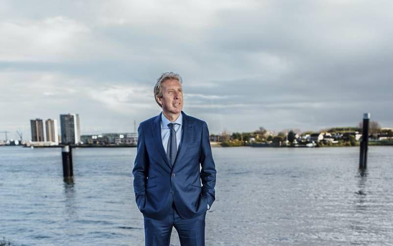 Dertig jaar geleden maakte Jan Rotmans zijn klimaatmodel IMAGE wereldkundig. De situatie blijkt vandaag de dag echter zorgwekkender dan hij toen dacht. beeld DRIFT, Gaby Jongenelen Fotografie