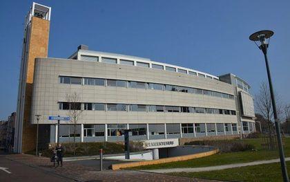 beeld Gemeentehuis Veenendaal