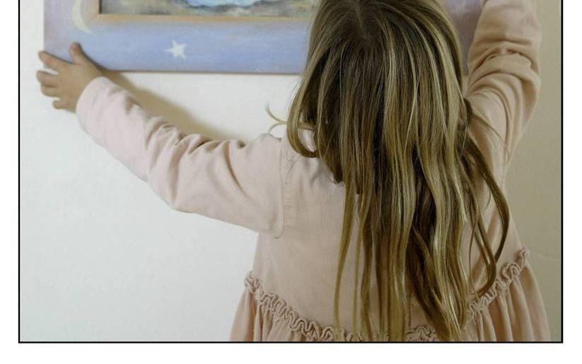 """""""Door experimenteren en het opdoen van ervaringen leren kinderen vanzelf wat ze leuk en mooi vinden.""""beeld RD, Henk Visscher"""