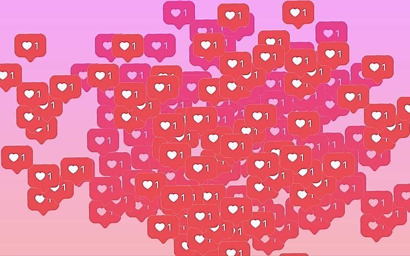 De gebruiker mag nu zelf beslissen of het aantal likes al of niet zichtbaar is. beeld Seenconnects.com