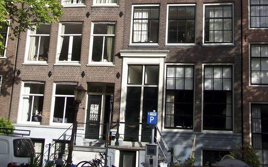 Bloemgracht Amsterdam.  beeld Wikimedia
