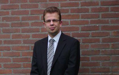 Ds. M. Noorderijk (archieffoto). beeld RD