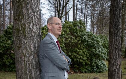 Adjunct-hoofdredacteur Jurriën Dekker. beeld RD, Henk Visscher