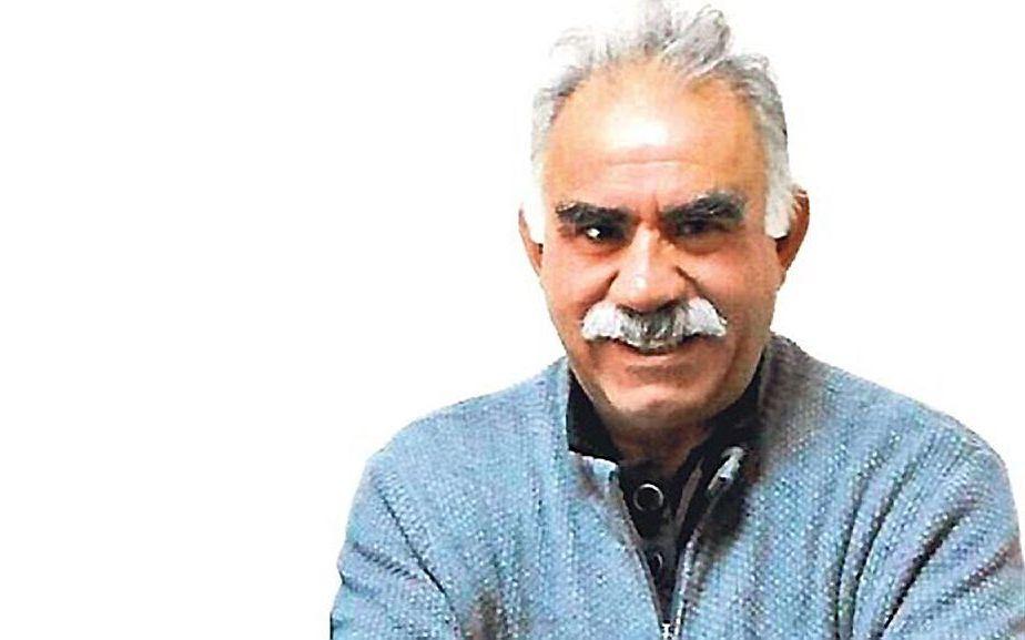 De Koerdische leider Öcalan. beeld The Kurdish Project