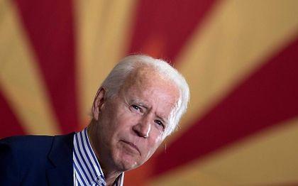 Joe Biden is geen garantie voor betere verhoudingen in de wereld. beeld AFP