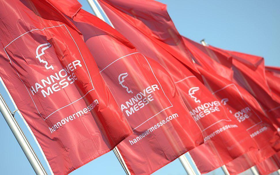 beeld Deutsche Messe