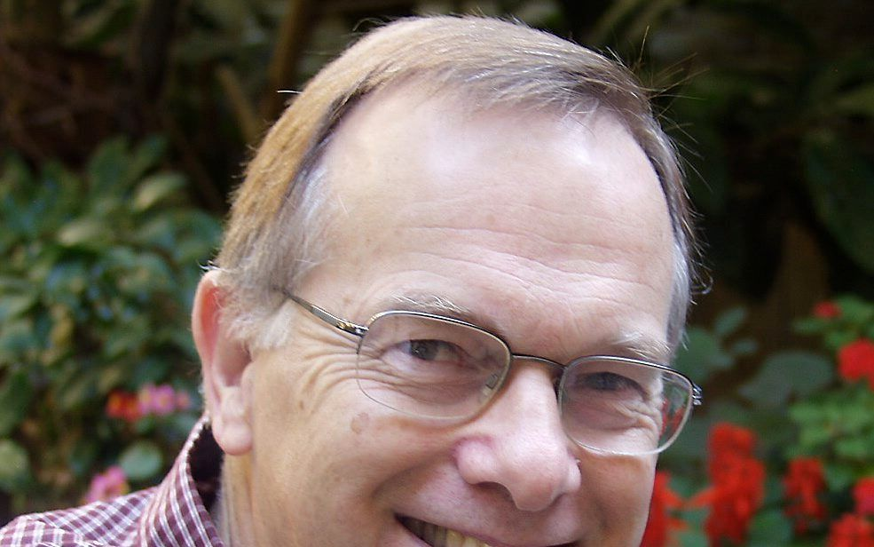 Dr. Chris Wright. Foto chrisjhwright.wordpress.com